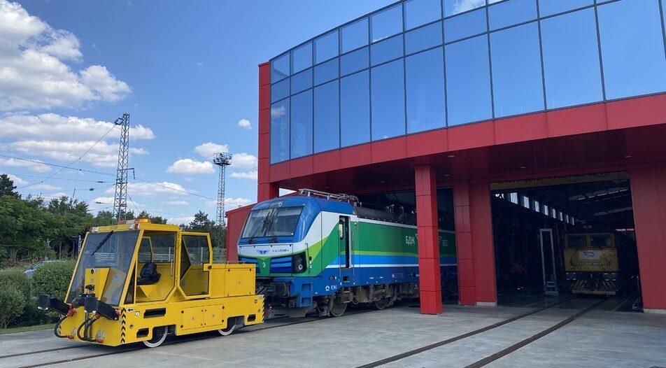 The company's factory near Ruse